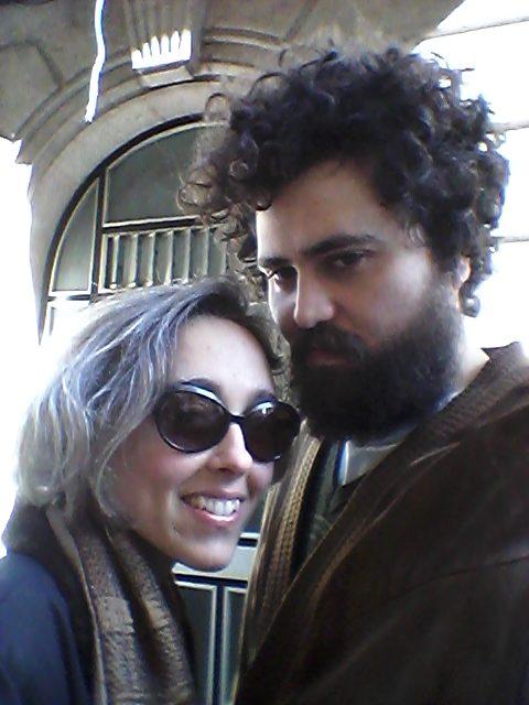 Ingrid Guardiola y Miguel Ángel Blanca